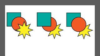 Cara Membuat Objek Adobe llustrator ke depan atau ke belakang