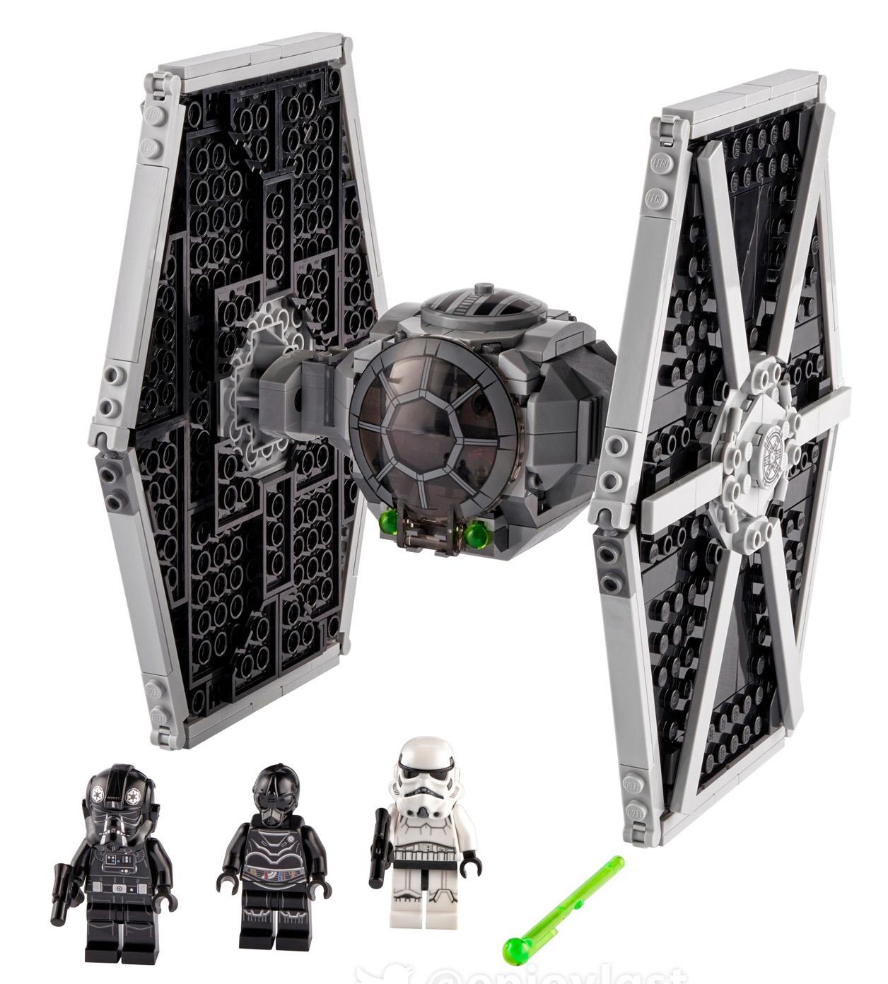 レゴ(LEGO) スター・ウォーズ TIEファイター 75300