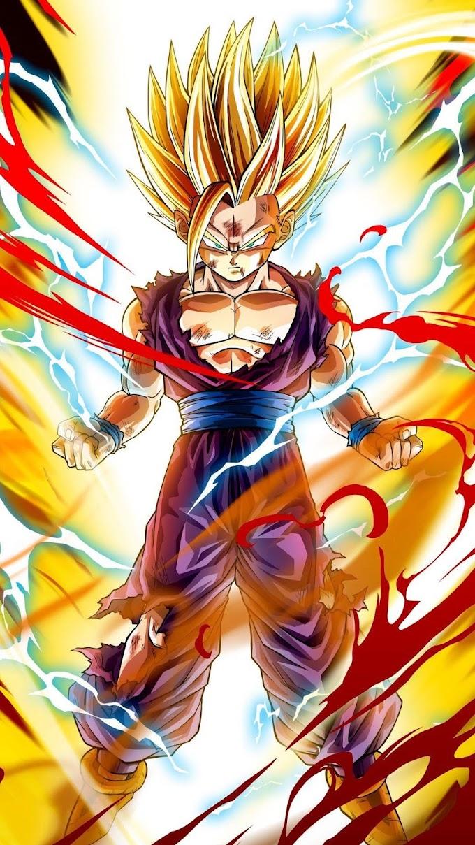 Tumblr Dragon Ball Z para Celular