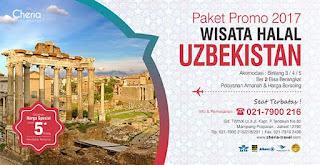 Wisata Halal Uzbekistan