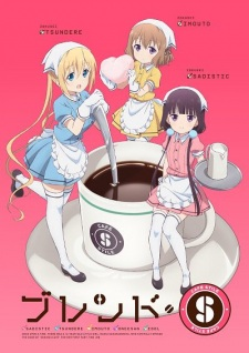Blend S Episode 1 Subtitle Indonesia
