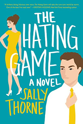 Book Review: The Hating Game, by Sally Thorne