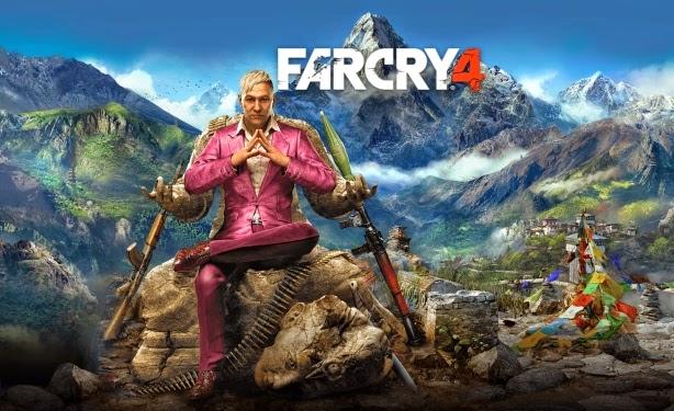 Far Cry 4 Trainer (Hile) İndir