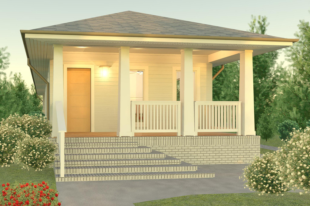 """Beauty is in the eye of the beholder."" This famous phrase is not only applicable to people but can be applied to houses too. A small house design can be beautiful for some but not for all. A bungalow house design may be your dream house but not for your friend."