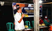 Ketua DPRD Turun Serap Aspirasi Warga Bojoe