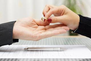 Estar de acuerdo en un divorcio