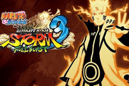 How to Free Download and Install Game Naruto Shippuden Ultimate Ninja Storm 3 on PC or Laptop