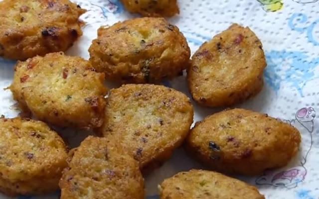receta frituras de malanga