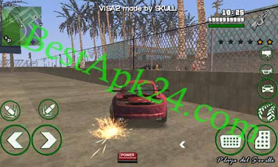 GTA San Andreas [GTA V] VISA 2 Apk + Mod v1.4 Free For Android 1