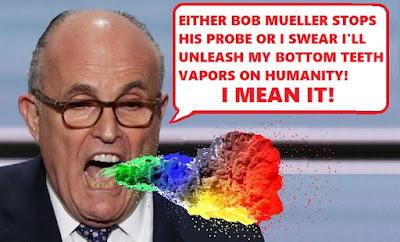 Rudy Giuliani Teeth