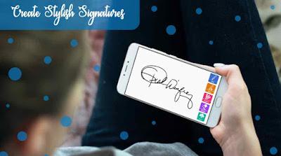 Signature, app para hacer firmas online digitales