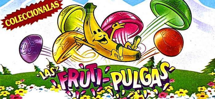 Fruti-Pulgas (Danone, 1989)