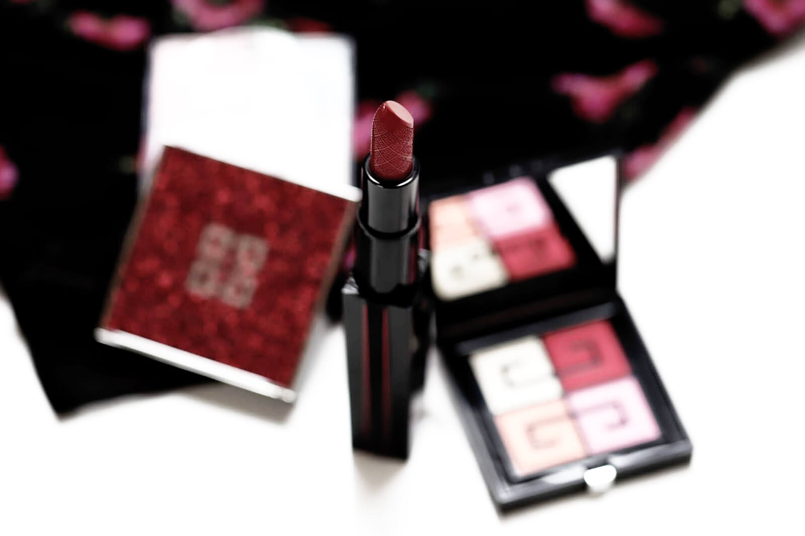 Givenchy Rouge Interdit 28 Thrilling Brown