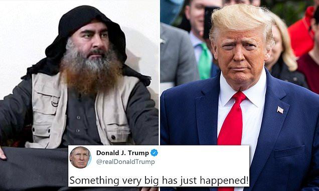 Media AS: Baghdadi Meledakkan Diri dengan Rompi Bom