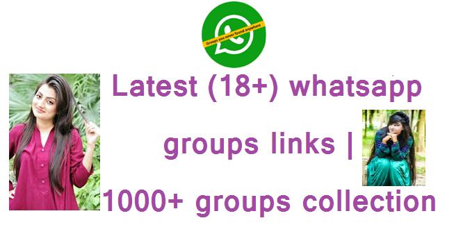 Whatsapp groups 18