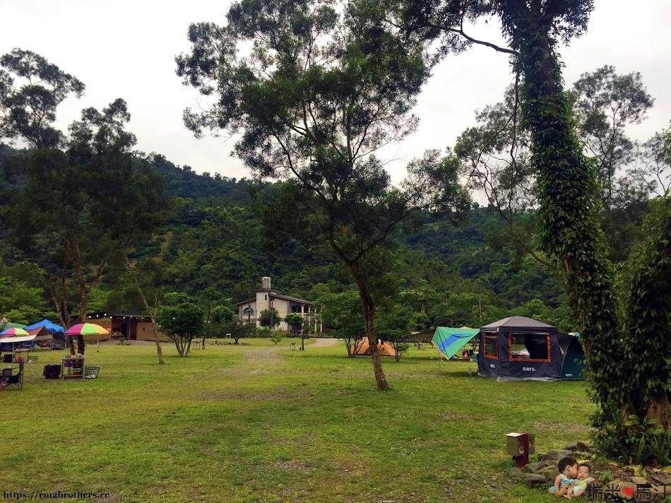 山谷樂生態露營園區