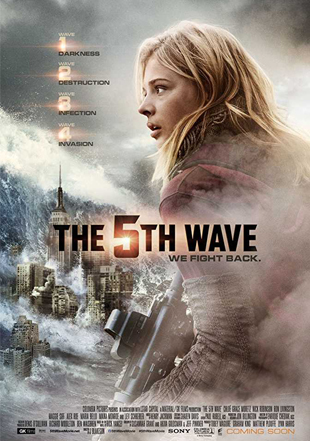 The 5th Wave 2016 Full English Movie Download Hd 720p