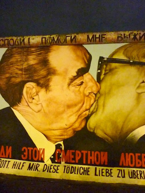 muro di berlino, east side gallery