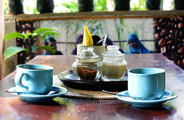 Sudah siap menikmati kopi di perbukitan Menoreh