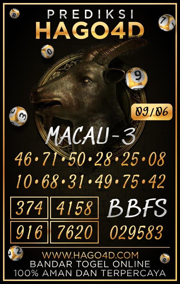 Hago4D - Bocoran Togel Toto Macau P3