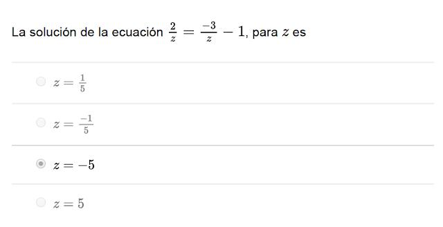 la soluciona  de la ecuacion matematica es: