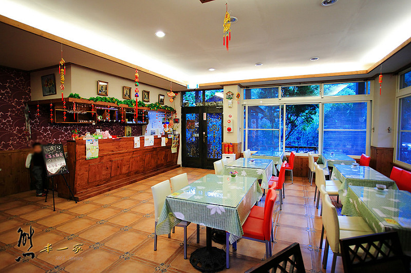 清境餐廳 清境之星民宿 清境雲南風味火鍋 清境景觀下午茶