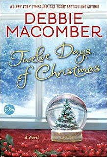 letmecrossover_book_blogger_michele_mattos_travel_reading_wrap_up_wrapup_cute_covers_cover_movie_am_bookstagram_instagram_twelve_days_of_christmas_debbie_macomber_christmas_holiday_hanukkah_redcover_red_blue_winter_reads