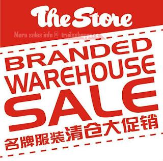 The Store Branded Warehouse Sale