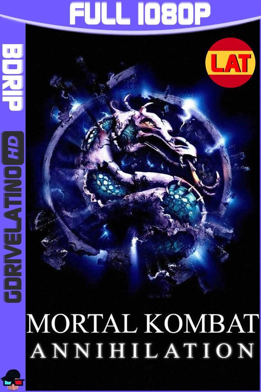 Mortal Kombat: Aniquilación (1997) BDRip 1080p Latino-Ingles MKV