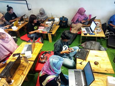 Kelas Blogger Medan