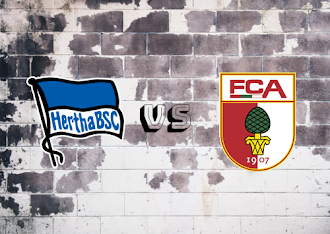 Hertha BSC vs Augsburg  Resumen y goles