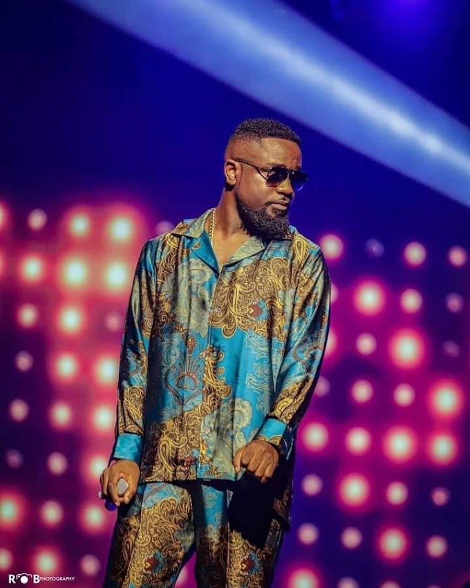 Why I Named My Son Michael Said By Sarkodie's father