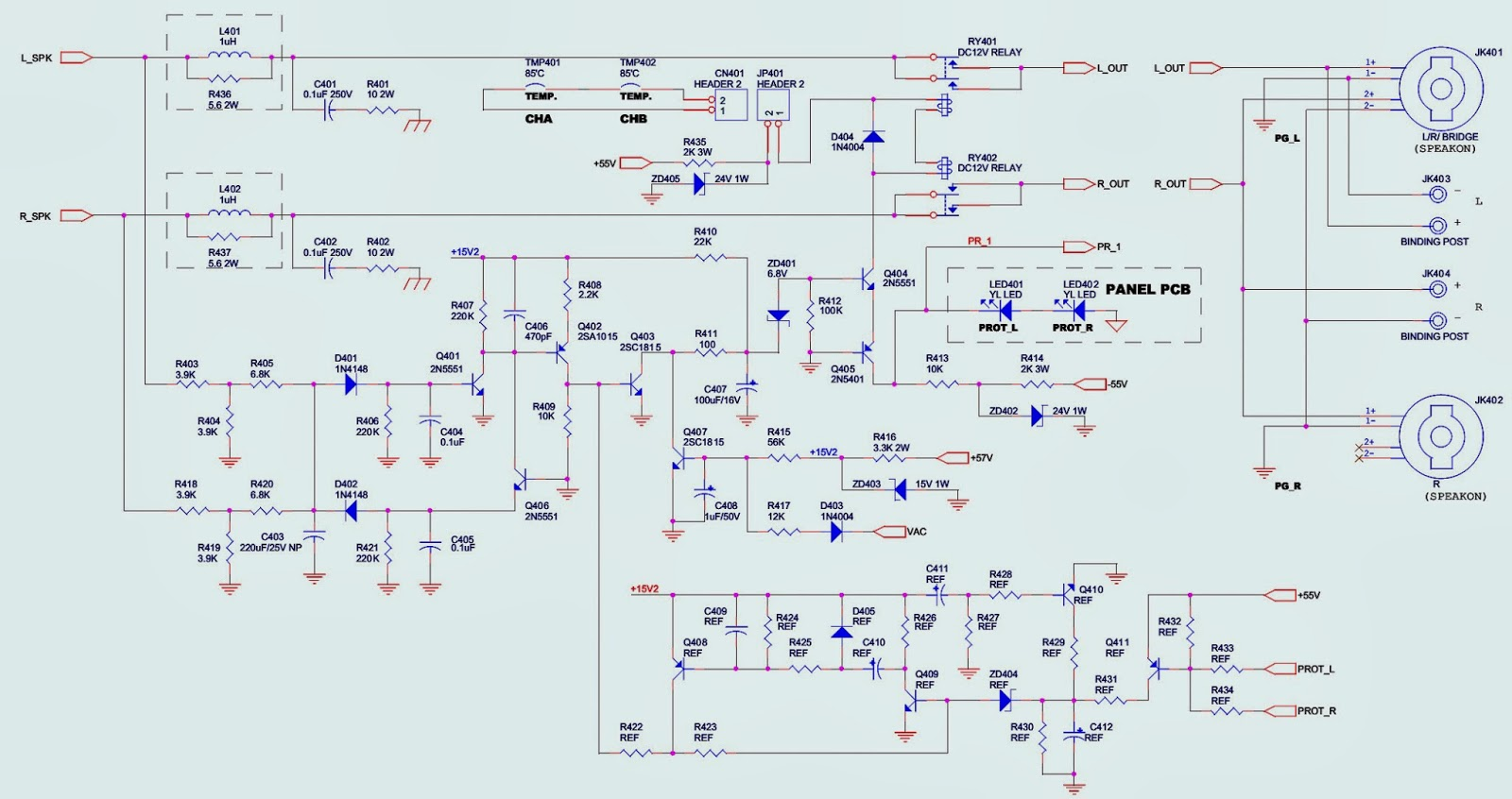 small resolution of power amp