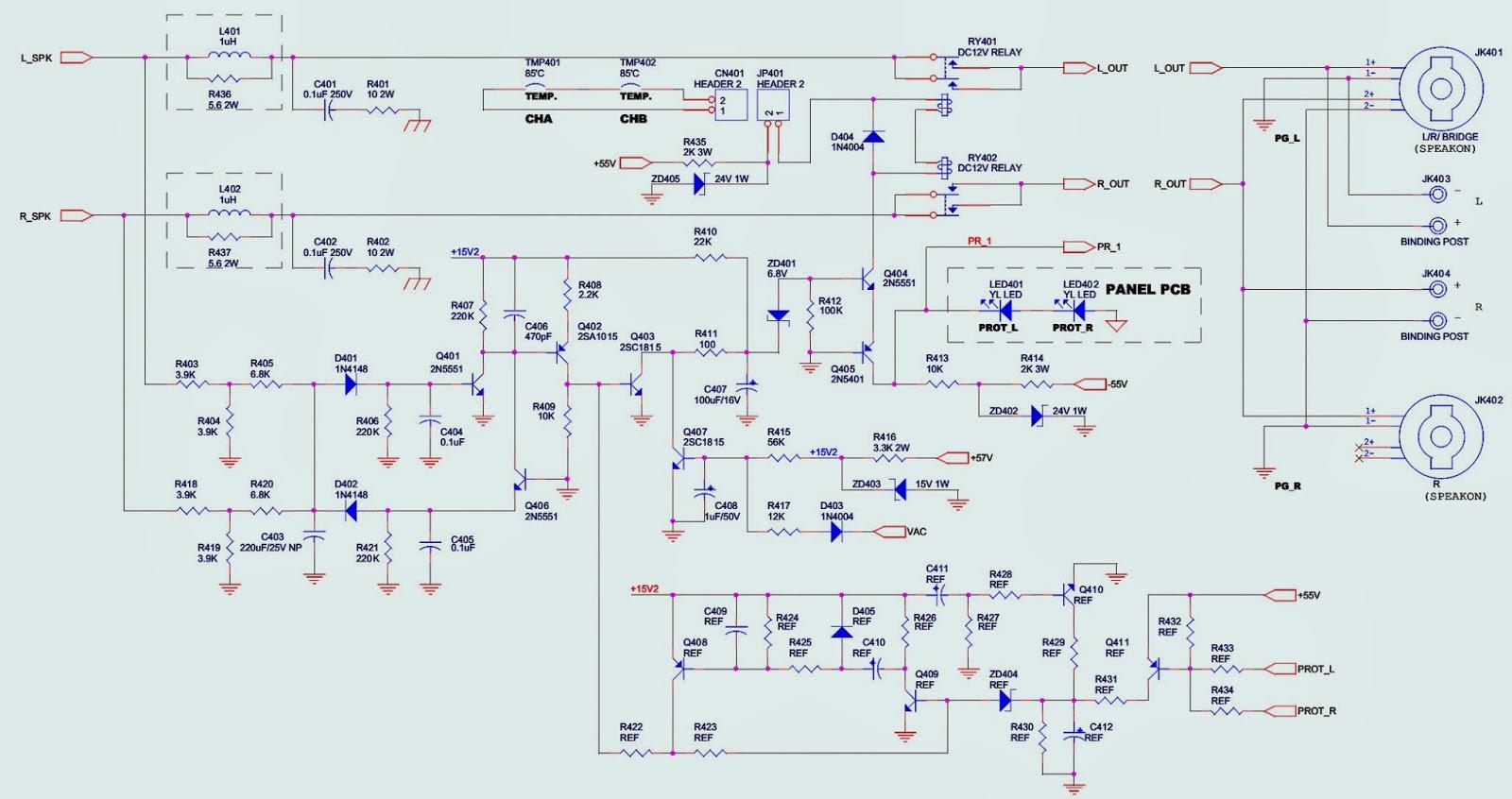 hight resolution of power amp