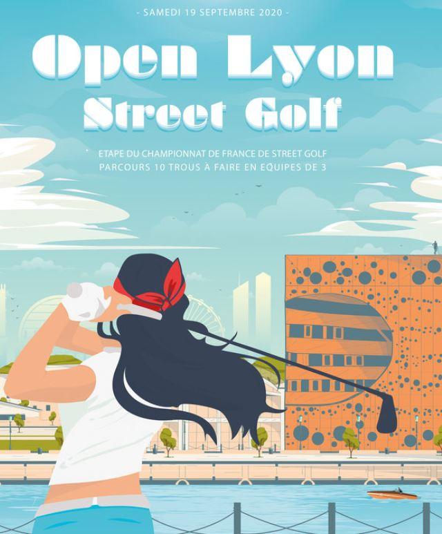 open street golf lyon confluence