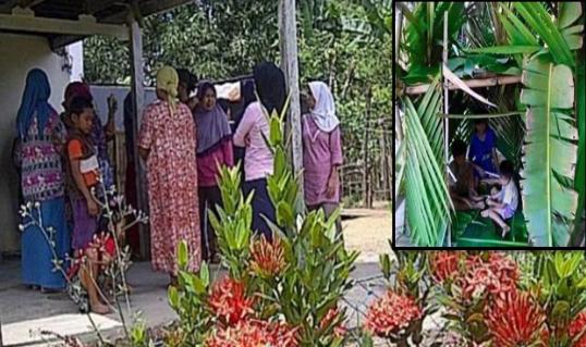 14 Budak Disiasat Polis dipercayai Main Permainan Kahwin siap dengan adegan malam pertama