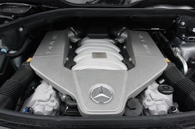 Motor ML 63 AMG