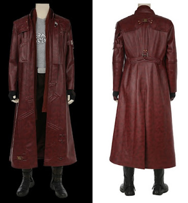 Gambar Jaket Kulit Star Lord Model Jubah