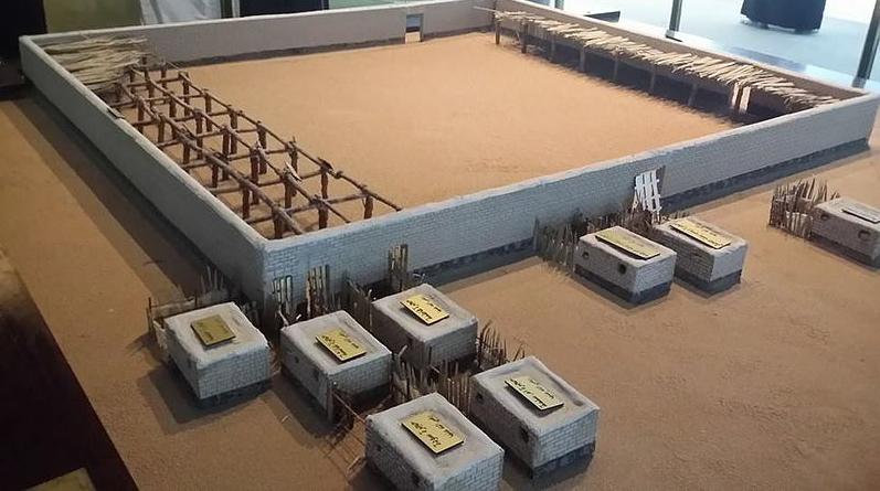 Gambaran Masjid Nabawi