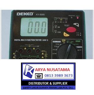 Jual Digital 4in1 DEKKO KY-5500 Function Tester di Tanggerang