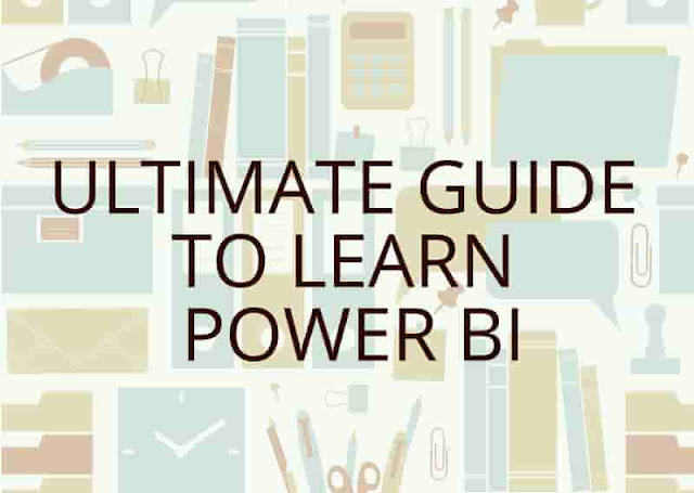 Microsoft Power BI Tutorials: Learn Power BI Free