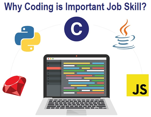 Why Coding is Important Job Skill?