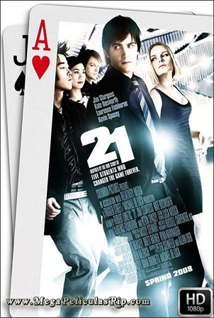 21 Black Jack [1080p] [Latino-Ingles] [MEGA]