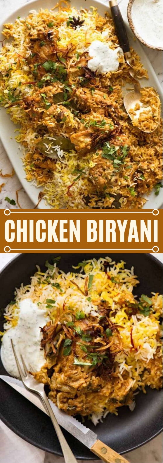 Chicken Biryani #dinner #recipes