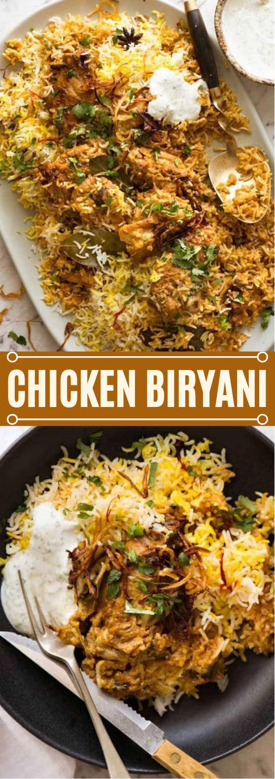 Chicken Biryani #dinner #recipes