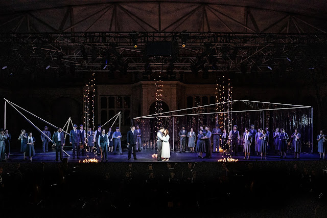 Tchaikovsky: Iolanta - Opera Holland Park (Photo Ali Wright)