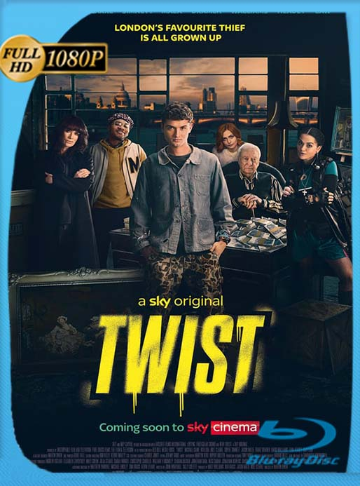 Twist (2021) 1080p WEB-DL Latino  [GoogleDrive] [tomyly]
