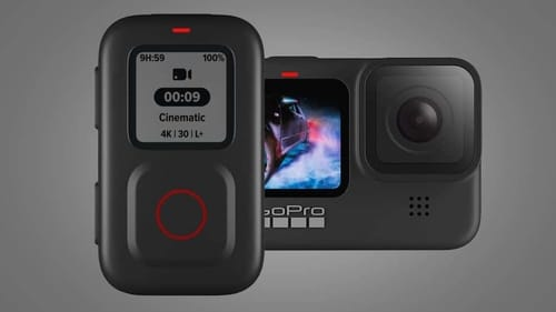 GoPro announced a new version of its GoPro Wireless Remote Controller for $ 79.99 that includes free firmware updates. These products provide performance