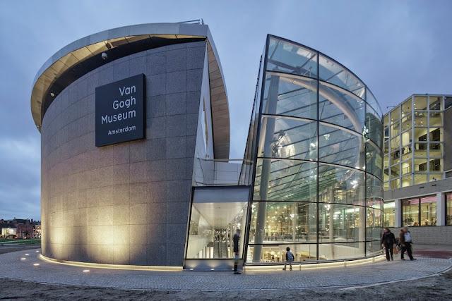 Tour pelo Museu Van Gogh em Amsterdã