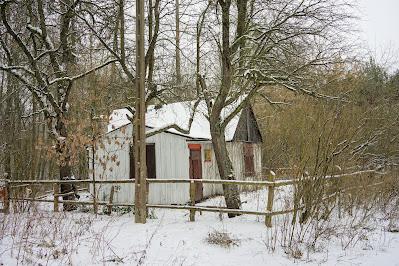 dawna wieś Ławy
